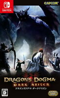 Dragon's Dogma: Dark Arisen Nintendo Switch Japanese/English/Other Tracking NEW