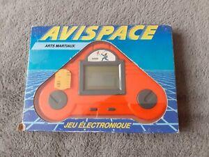 Jeu Électronique Avispace Arts Martiaux Shogun Vintage Orange no Game Watch A-20