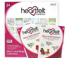 Heartfelt Creations Merry and Bright Creative Essentials HCCE1-639
