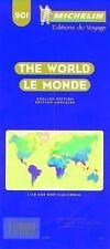 Michelin The World Map No. 901 (Michelin Maps & Atlases), Pneu Michelin, Micheli