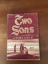 Two Sons: The Parable of the Prodigal Son by William M. Elliott, Jr.  1955