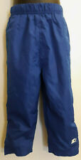 Blue Windbreaker Joggers With Lining by Starter - Boys 24 Months