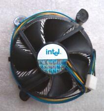 """Geniune Intel Socket LGA775 D34223-001 Heat Sink & 3.25"""" Fan 4-Pin Connector NEW"""