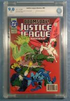 Justice League of America #69 CBCS 9.0 White Pages 3rd Appearance Doomsday