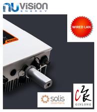 Solis Ginlong Data Logging Stick Wired LAN 2 Years Warranty