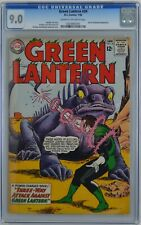 Green Lantern # 34 (1965) CGC Universal 9.0 Cream to Off-White Pages