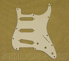 099-1374-000 Fender Parchment 3-ply Standard Stratocaster/Strat Pickguard Guitar