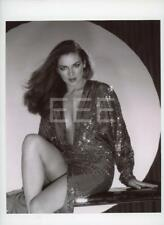 Kim Cattrall by Photographer Harry Langdon with Embossed Stamp Photo 44L