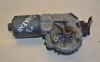 VW Sharan Front Wiper Motor 2007 10 Pin Connection Fits Alhambra Galaxy MK2
