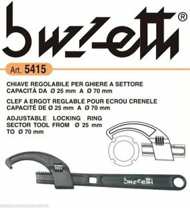 ADJUSTABLE KEY TOOL FOR SCOOTER SOCKETS BUZZETTI 5415 MOTORCYCLE