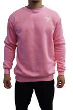 TF Crew Neck Sweater, Pink (Alphalete, Tino Fit Wear)