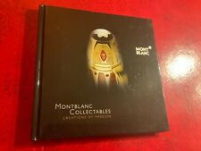 Montblanc Catalog Collectables limited Edition pens Booklet CREATIONS OF PASSION