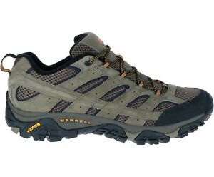 Merrell Men's Moab 2 Vent Hiking Shoe, Pecan - Size 9 (J598231)