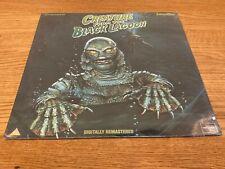 Creature From The Black Lagoon Laserdisc SEALED Ship Worldwide