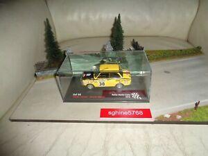 Ixo 1/43 - Daf 55 - Rallye Monte Carlo 1972 / Laurent Marché - EM
