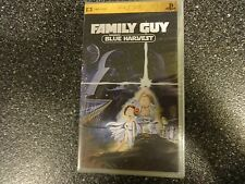 FAMILY GUY PRESENTS BLUE HARVEST PSP UMD VIDEO **BRAND NEW** FREE SHIPPING
