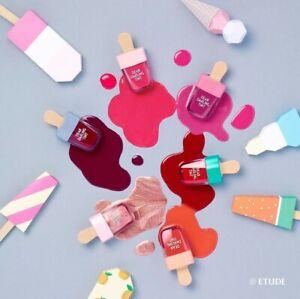 ETUDE HOUSE Dear Darling Water Gel Lip Tint *Ice Cream* Korean Make Up Lip Stain