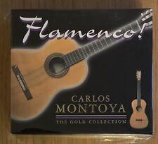 Carlos Montoya / Flamenco the gold collection - 2x CD album Digipak Like New