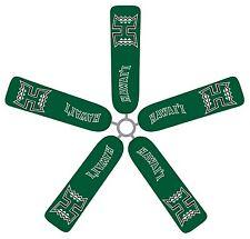 University of Hawaii Ceiling Fan Blade Covers