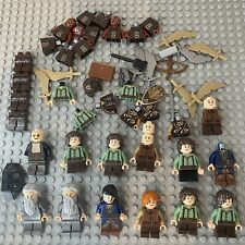 LEGO Hobbit Lord of the Rings Minifigure Bundle Job Lot Frodo Gandalf - Used