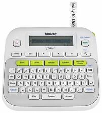 NEW Brother PTD210 Label Maker - Full Warranty - Authorized Brother Dealer