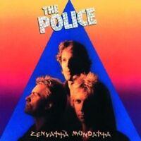 THE POLICE - ZENYATTA MONDATTA (REMASTERED)  CD  11 TRACKS ROCK & POP  NEW+