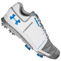 Under Armour Tempo Damen Golfschuh Sport Golf Schuhe weiß 1292752-141 neu