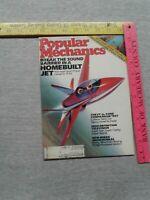 Popular Mechanics Magazine December 1989 Break Sound Barrier Homebuilt Jet