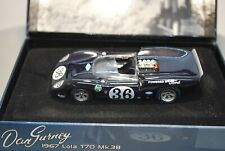 LOLA T-70 Mk IIIB - FORD -#30 - Gurney - 1967 Can Am -  GMP- - - 1/43