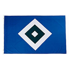 HSV Hissfahne Schrebergarten Hamburger SV Fahne HSV Logo 120 x 180