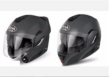 casque jet AIROH REV COLOR ANTRACITE XXL 63/ 64 - Streetmotorbike