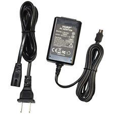 HQRP AC Adapter for Sony Handycam DCR-SR30 DCR-SR32 DCR-SR30E DCR-SR32E