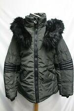 Navahoo Halina Manteau d'hiver pour Femme matelassé avec