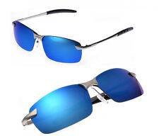 Men's Aviator Outdoor Driving Eyewear Polarized Driving Sport Sunglasses Glasses