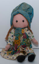 Vintage original  Holly Hobby Cloth Doll about 12 inches,knickbocker
