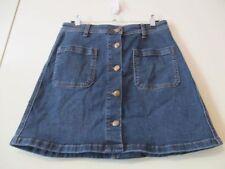 Lee Denim Mini Skirts for Women