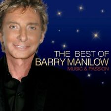 Barry Manilow ~Music & Passion ~ NEW CD ~ Greatest Hits ~ Very Best Of