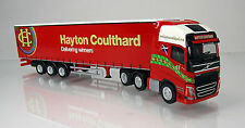 """Herpa 306485 Volvo FH GL. XL visillos planear-remolcarse """"coulthard"""" (GB)"""