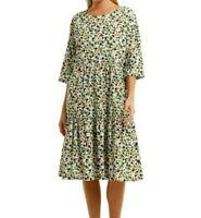 Gorman Green women's confetti smock dress Size XS