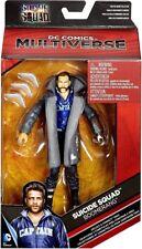Captain Boomerang, DC Multiverse, Suicide Squad, Killer Croc Series, Mattel
