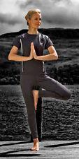 Atmungsaktive Damen-Fitness-Funktionswäsche aus Polyester