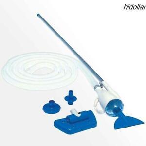BESTWAY SWIMMING POOL CLEANER AQUACRAWL 58212 FLOWCLEAR POOL VACCUM CLEANER