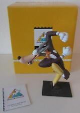 Extremely Rare! Droopy Wolf Tex Avery Running Demons & Merveilles Figurin Statue