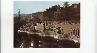 BF30583 barcelona parque guell applec de sardanes  spain   front/back image