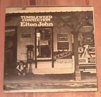 Elton John ‎– Tumbleweed Connection Vinyl LP Gatefold Album 33rpm 1970 DJLPS.410