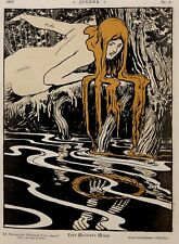 JUGEND ART NOUVEAU & MORE ILLUSTRATIONS Restored Image Collection by Timecamera