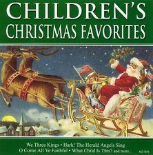 The Countdown Kids : Childrens Christmas Favorites CD