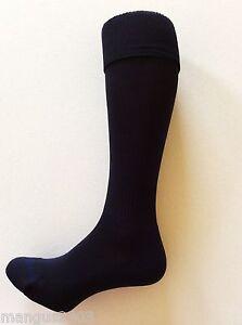 KIDS BOYS HI QUALITY PERFORMANCE SONDICO FOOTBALL RUGBY SOCKS BLACK OR WHITE