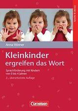 Kleinkinder ergreifen das Wort: Sprachförderung mit... | Buch | Zustand sehr gut