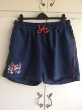New listing Mens Blue Swimming shorts Size Xl